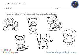 Evaluación inicial Educación Infantil 3 AÑOS (6)   Fonoaudiologia ...