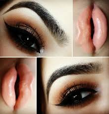tutorial natural smokey eyes