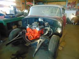 1955 Chevy Bel Air 2 dr. Hardtop-- Project Car | The H.A.M.B.