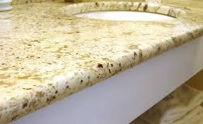 edge profiles for countertops greenville sc and augusta ga demi bullnose edge granite