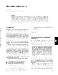 Human Factors In Engineering And Design Book Pdf Human Factors Engineering
