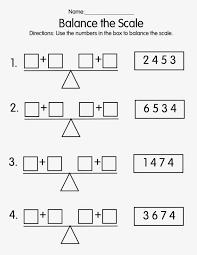 math worksheet mrs t s first grade class balance the scale balancing math equations worksheet