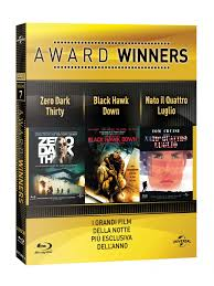 Zero Dark Thirty / Black Hawk Dawn / Nato Il 4 Luglio - Oscar Collection (3  Blu-Ray) - DVD.it