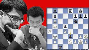 Caught in two minds - Ding <b>Liren</b> vs Anand | Sinquefield Cup <b>2019</b> ...