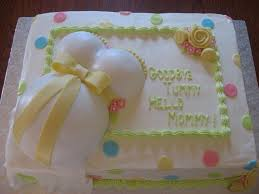 Belly Baby Shower Cake By Diullbar22 On DeviantArtBelly Cake For Baby Shower