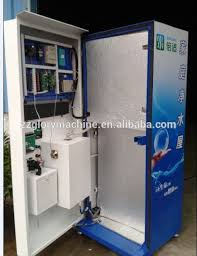 Coin Vending Machine For Water Enchanting Commercial Automatic Water Vending Machine Coin Operated Water