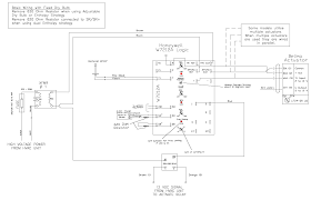 working the honeywell w7212 economizer controller how i came for instance in this wiring diagram from the economizer package manufacturer it