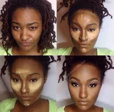 une maquilleuse répond à ceux qui ne prennent rien au maquillage makeup beauty makeup contour for dark skin makeup techniques