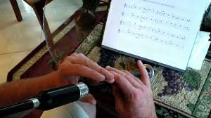 Bagpipe Finger Chart Amazing Grace Bagpipe Chanter Lesson Amazing Grace Full Version Youtube