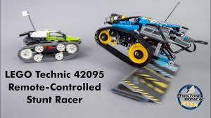 A boosted 42065 <b>RC</b> Tracked Racer? - <b>LEGO Technic</b> 42095 ...