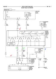 Dodge caravan wiring diagramcaravan diagram images dodge grand power window quit working 12v source regulator