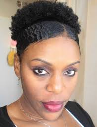 Short Natural Afro Hairstyles Short Natural Afro Hairstyles For Black Women