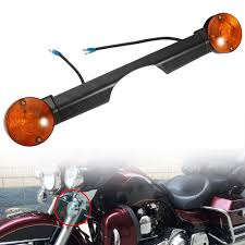 Heritage Softail Rear Light Bar Amazon Com Motorcycle Front Rear Blinker Indicator Turn