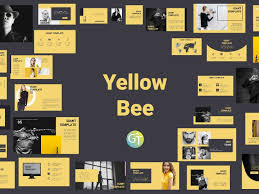 Ppt Templates Download Free Yellowbee Free Powerpoint Template Free Download By Giant