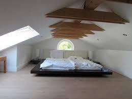 Wandgestaltung Im Schlafzimmer Mit Dachschräge Schlafzimmer