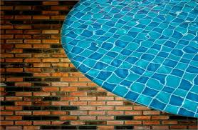 swimming pool background. Blue Wave Water In Swimming Pool And Wall Background | Stock Photo  Colourbox Swimming