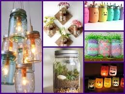 Decorative Things To Put In Glass Jars DIY 100 Best Mason Jar Crafts Ideas YouTube 93