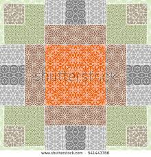 Quilt Pattern Stock Images, Royalty-Free Images & Vectors ... & Abstract patchwork seamless pattern, colorful decoration. Vector quilt  background. Geometric line elements. Adamdwight.com