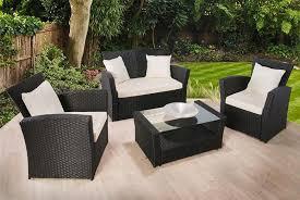 rattan garden furniture images. Delighful Furniture Florence 4Piece Rattan Garden Sofa Set Inside Furniture Images A