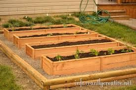 cedar garden box. The Yard Already Has Two Of These. Travis Plans To Build More These Using Wood Reclaimed From Old Porch. | Garden Reimagined Pinterest Raised Cedar Box A