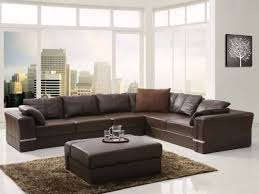 brown living room rugs. Chocolate Brown Living Room Furniture. L Shaped Leather Cheap Sectional Sofas In Dark On Rugs