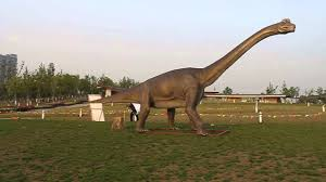 brachiosaurus size life size robotic brachiosaurus dinosaur for exhibition youtube