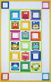 Robots Quilt Pattern – Amy Bradley Designs & ... Robots Quilt Pattern ... Adamdwight.com