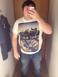 We Sent One Man Into Five Shops To Try Five Xxl T Shirts