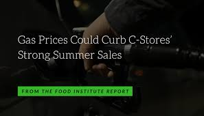 convenience store daily sales report gas prices could curb c stores strong summer sales the food