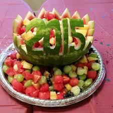 watermelon fruit basket for graduation. Simple Watermelon Fruit Basket Watermelon For Graduation Parties This Season In Watermelon For Graduation Pinterest