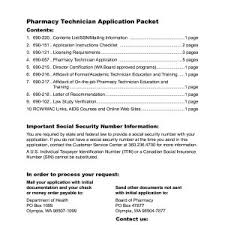 Valid Pharmacy Technician Letter | Instaengine.co