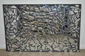 mirrored wall art decor home ration beautiful broken mirror art and broken wall mirror for artistic