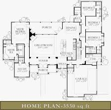 large size of 5000 sq ft house floor plans luxury 18 lovely 4000 to 4500 square