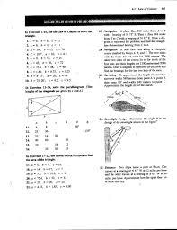 precalculus 441 solving trigonometric equations worksheet part 2