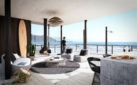 Beach House Interior Design Modern House - White beach house interiors