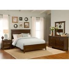 Liberty Furniture Industries Laurel Creek Collection Panel Storage Bed Set