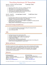 Resume Examples For Teacher Assistant Resume Ixiplay Free Resume