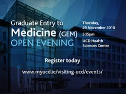 My Ucd Chart Ucd School Of Medicine Medical Science Graduate Entry