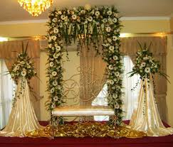 Small Picture Wedding interior decorations