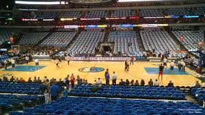 Mavericks Seating Chart Rows American Airlines Center Section 106 Dallas Mavericks