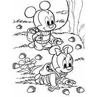 Di Topolino Disegno Colorare E Minnie Bambini Per Da 8w0oxnkp