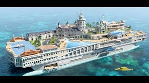 Tropical Island Yacht Current Projects And Upcoming Yacht Island Concepts In The World