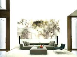 how to decorate a large tall living room wall decor ideas art decorating for l