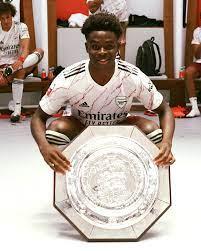 Arsenal - Happy 19th birthday, Bukayo Saka 🥳 | F