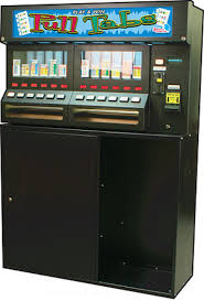 Used Pull Tab Vending Machines Custom Pull Tab Dispensers All Size Column Pull Tab Dispenser Machines For