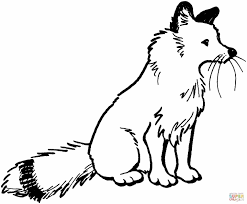 Small Picture Coloring Pages Fox Coloring Page Handipoints Naruto And The Nine