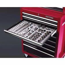 Sears Tool Drawer Organizer Craftsman Automotive Tool Storage Organizers EBay 18