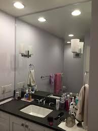 Home Decor : Bathroom Lighting Over Mirror Wall Mounted Bathroom ...