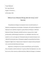 english city college of new york course hero 8 pages critical lens essay depression docx