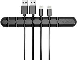 <b>ORICO Adhesive</b> Desktop Cable Fixer, Cable Management System ...